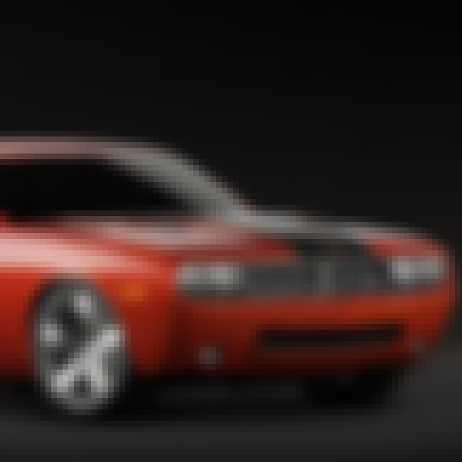 2008 Dodge Challenger is listed (or ranked) 4 on the list List of 2008 Dodges