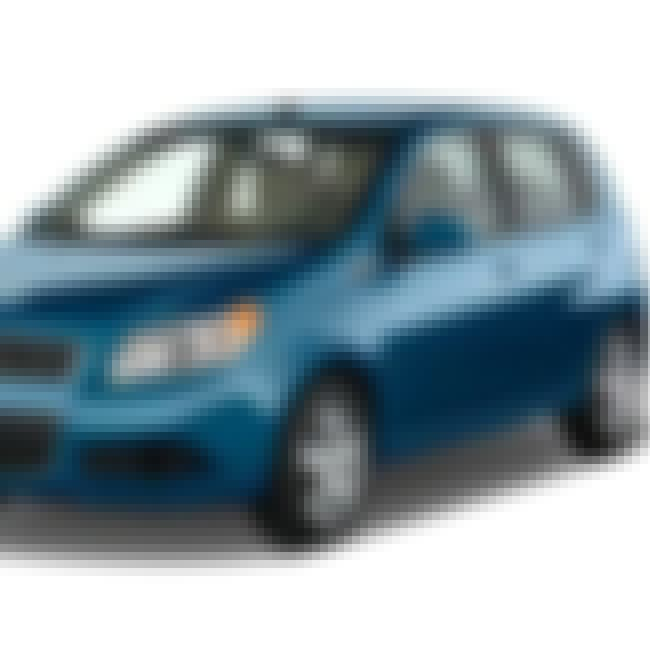 2009 Chevrolet Aveo5 is listed (or ranked) 3 on the list List of 2009 Chevrolets