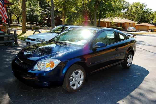 2007 Chevrolet Cobalt Co... is listed (or ranked) 4 on the list List of 2007 Chevrolets