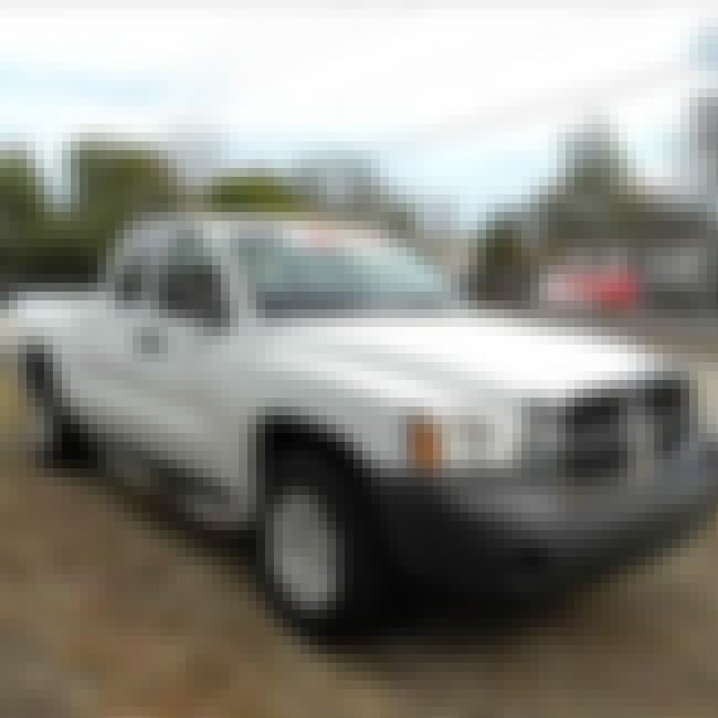 2007 Dodge Dakota is listed (or ranked) 4 on the list List of 2007 Dodges