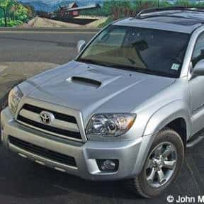 2009 Toyota 4Runner is listed (or ranked) 9 on the list The Best Sport Utility Vehicles of All Time