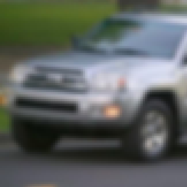 2007 Toyota 4Runner is listed (or ranked) 1 on the list List of Popular Toyota Sport utility vehicles