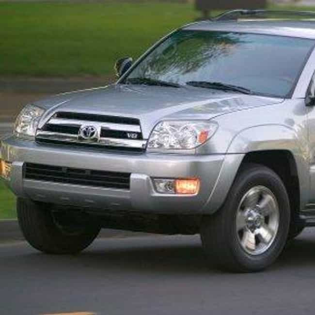All Toyota Sport Utility Vehicles List Of Sport Utility Vehicles - Sport vehicles