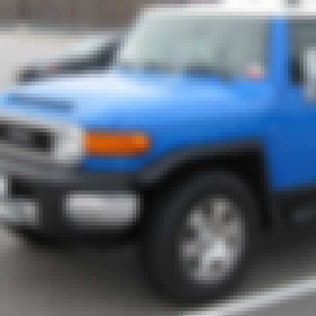 2007 Toyota FJ Cruiser is listed (or ranked) 2 on the list List of Popular Toyota Sport utility vehicles