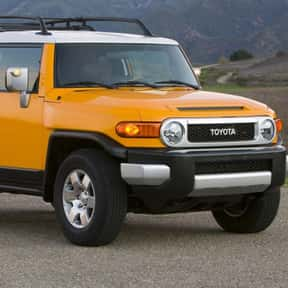 2009 Toyota FJ Cruiser is listed (or ranked) 11 on the list The Best Sport Utility Vehicles of All Time