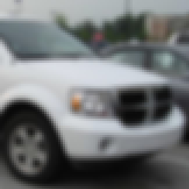 2007 Dodge Durango is listed (or ranked) 5 on the list List of 2007 Dodges