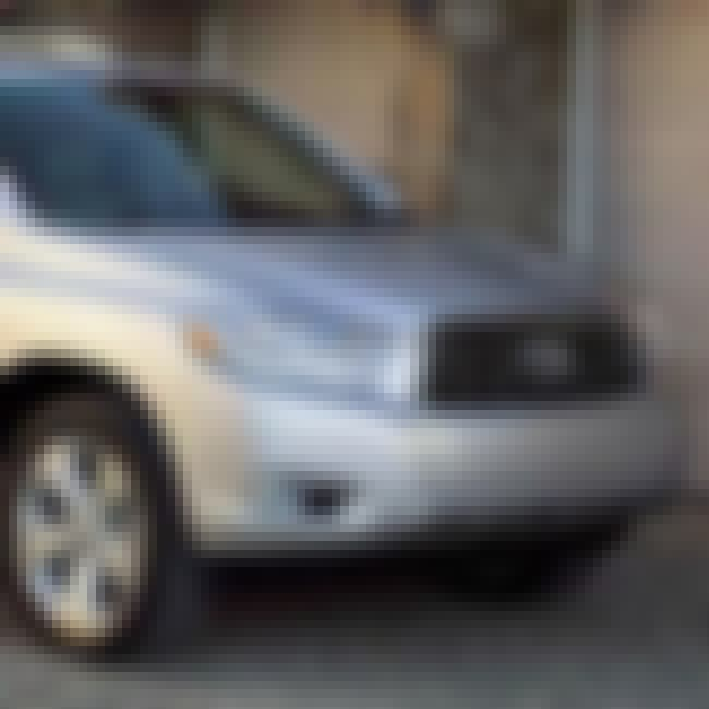 2008 Toyota Highlander is listed (or ranked) 7 on the list List of 2008 Toyotas