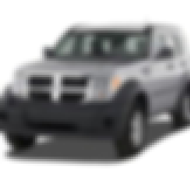 2007 Dodge Nitro is listed (or ranked) 7 on the list List of 2007 Dodges