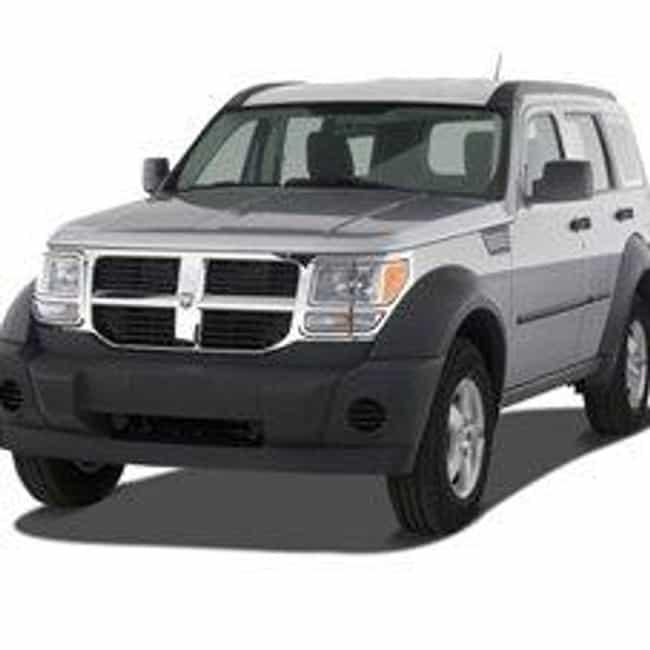 Dodge Suv List >> List Of Popular Dodge Sport Utility Vehicles