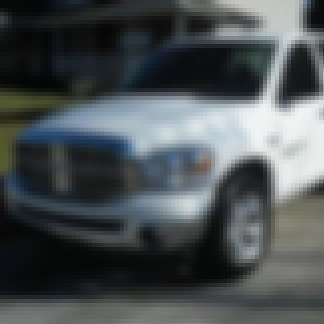 2007 Dodge Ram 1500 is listed (or ranked) 8 on the list List of 2007 Dodges