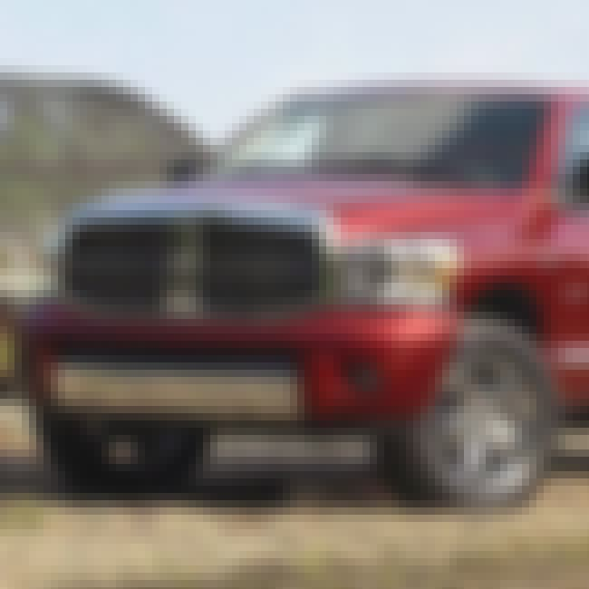 2008 Dodge Ram 1500 is listed (or ranked) 4 on the list List of Popular Dodge Rams