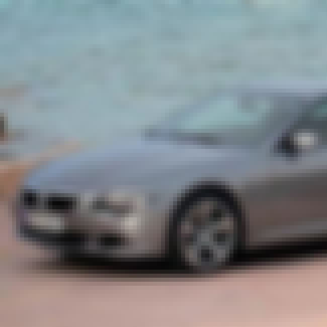 2008 BMW 6 Series Coupé is listed (or ranked) 4 on the list List of Popular BMW 6 Seriess