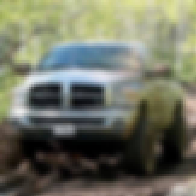 2007 Dodge Ram 2500 is listed (or ranked) 3 on the list List of Popular Dodge Trucks