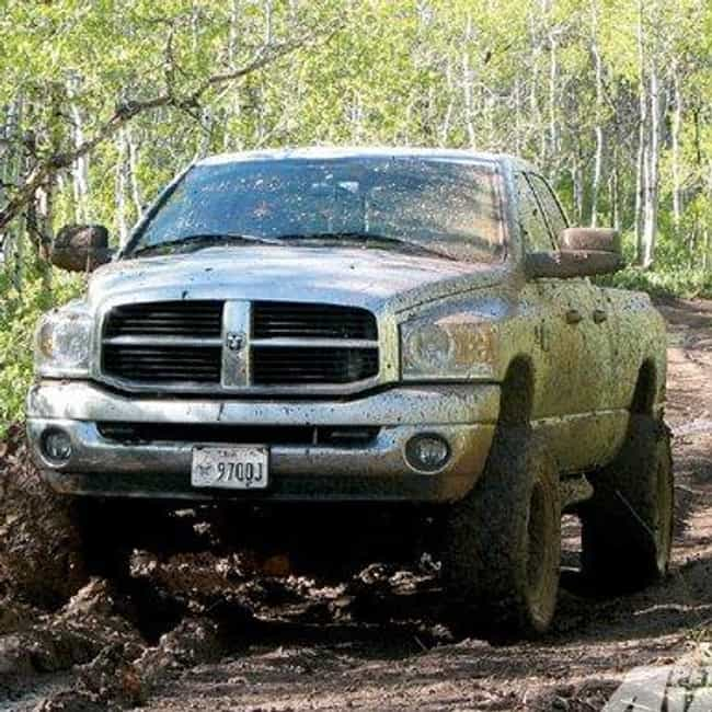 2007 Dodge Ram 2500 is listed (or ranked) 2 on the list List of Popular Dodge Rams