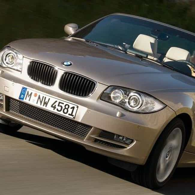2008 BMW 1 Series Conver... is listed (or ranked) 2 on the list The Best BMW 1 Series of All Time