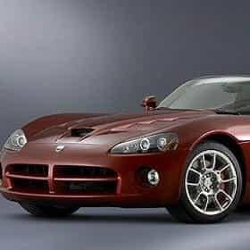 2008 Dodge Viper Convertible