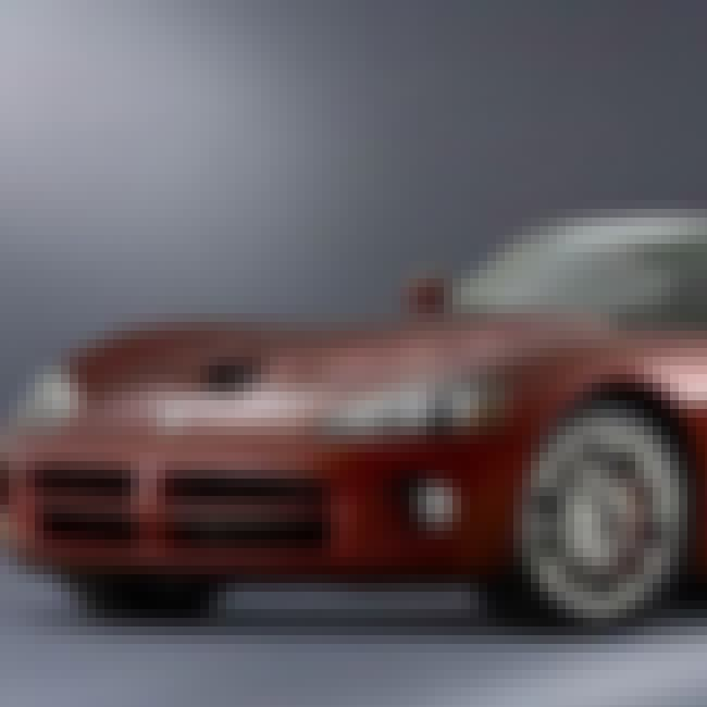 2008 Dodge Viper Convertible is listed (or ranked) 2 on the list List of Popular Dodge Vipers