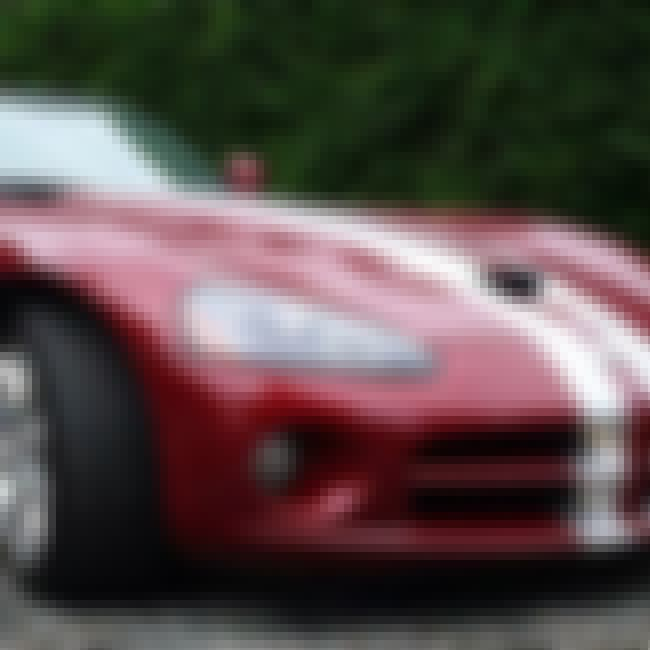 2009 Dodge Viper Convertible is listed (or ranked) 4 on the list List of Popular Dodge Vipers