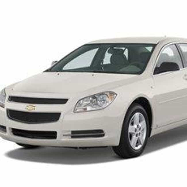 2009 Chevrolet Malibu is listed (or ranked) 3 on the list The Best Chevrolet Malibus of All Time