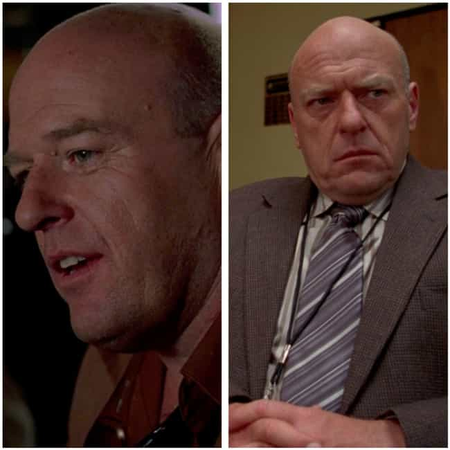 Dean Norris is listed (or ranked) 7 on the list How the Cast of Breaking Bad Aged from the First to Last Season