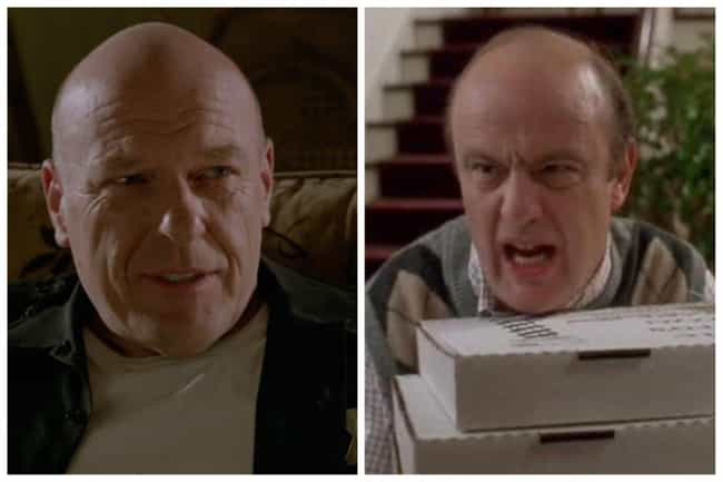 Dean Norris is listed (or ranked) 1 on the list Who Should Star In A 'Home Alone' Remake Today?