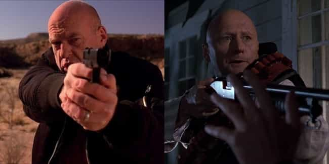 Dean Norris is listed (or ranked) 3 on the list Who Would Star In 'Back to the Future' If It Were Made In The Present?