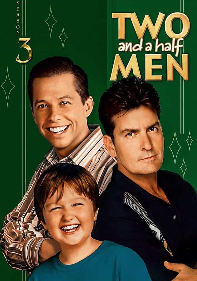 Two and a Half Men - Sea... is listed (or ranked) 1 on the list The Best Seasons of 'Two And A Half Men'