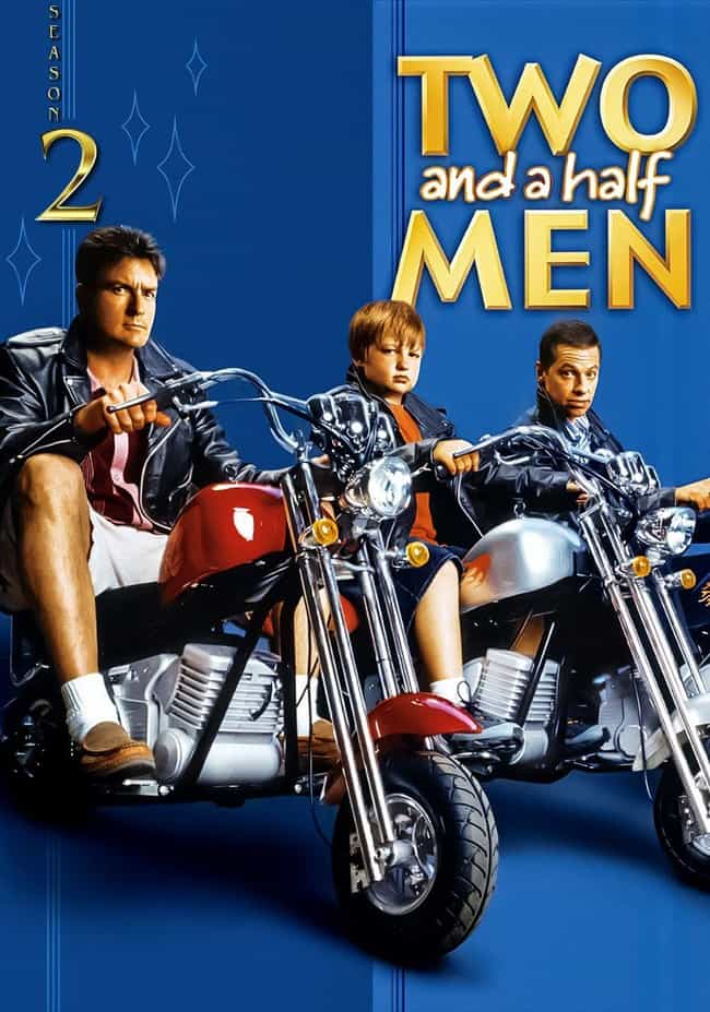 Two and a Half Men - Sea... is listed (or ranked) 3 on the list The Best Seasons of 'Two And A Half Men'