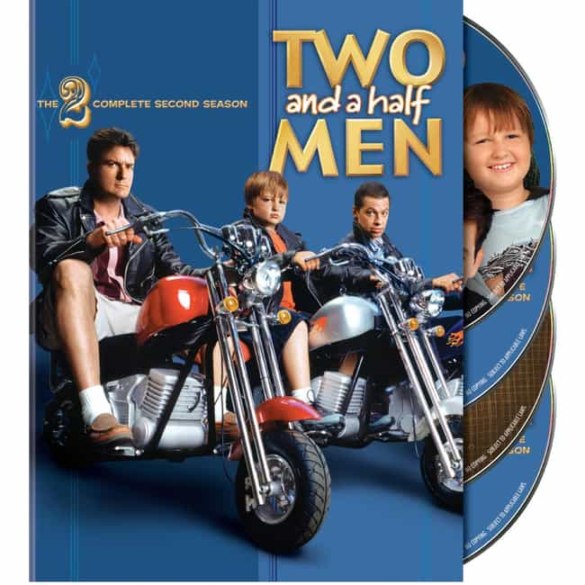 Two and a Half Men - Season 2 is listed (or ranked) 2 on the list The Best Seasons of Two And A Half Men