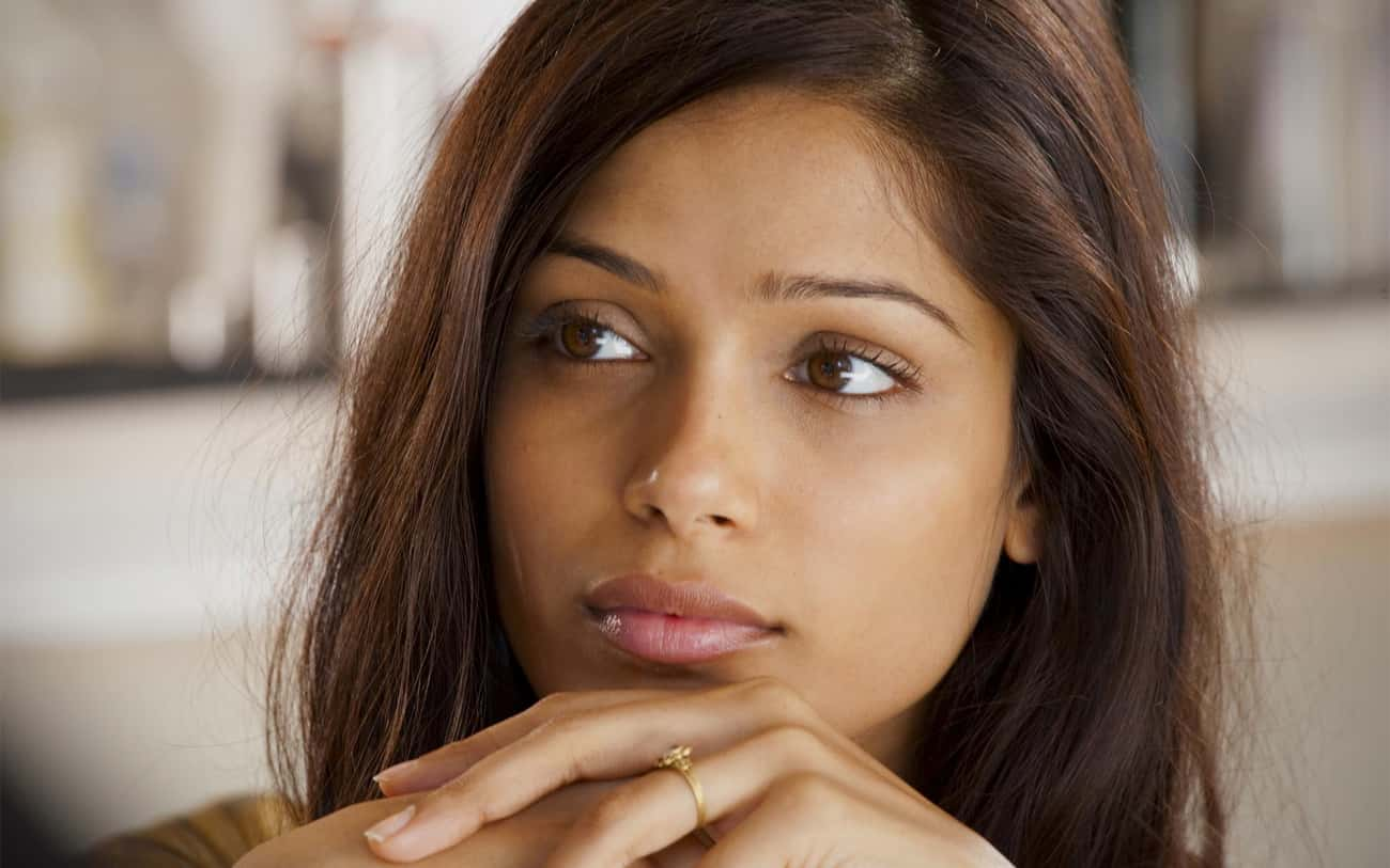 Freida Pinto is listed (or ranked) 3 on the list 30+ Famous People of Indian Descent