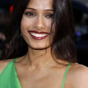 Freida Pinto is listed (or ranked) 23 on the list List of Famous Models