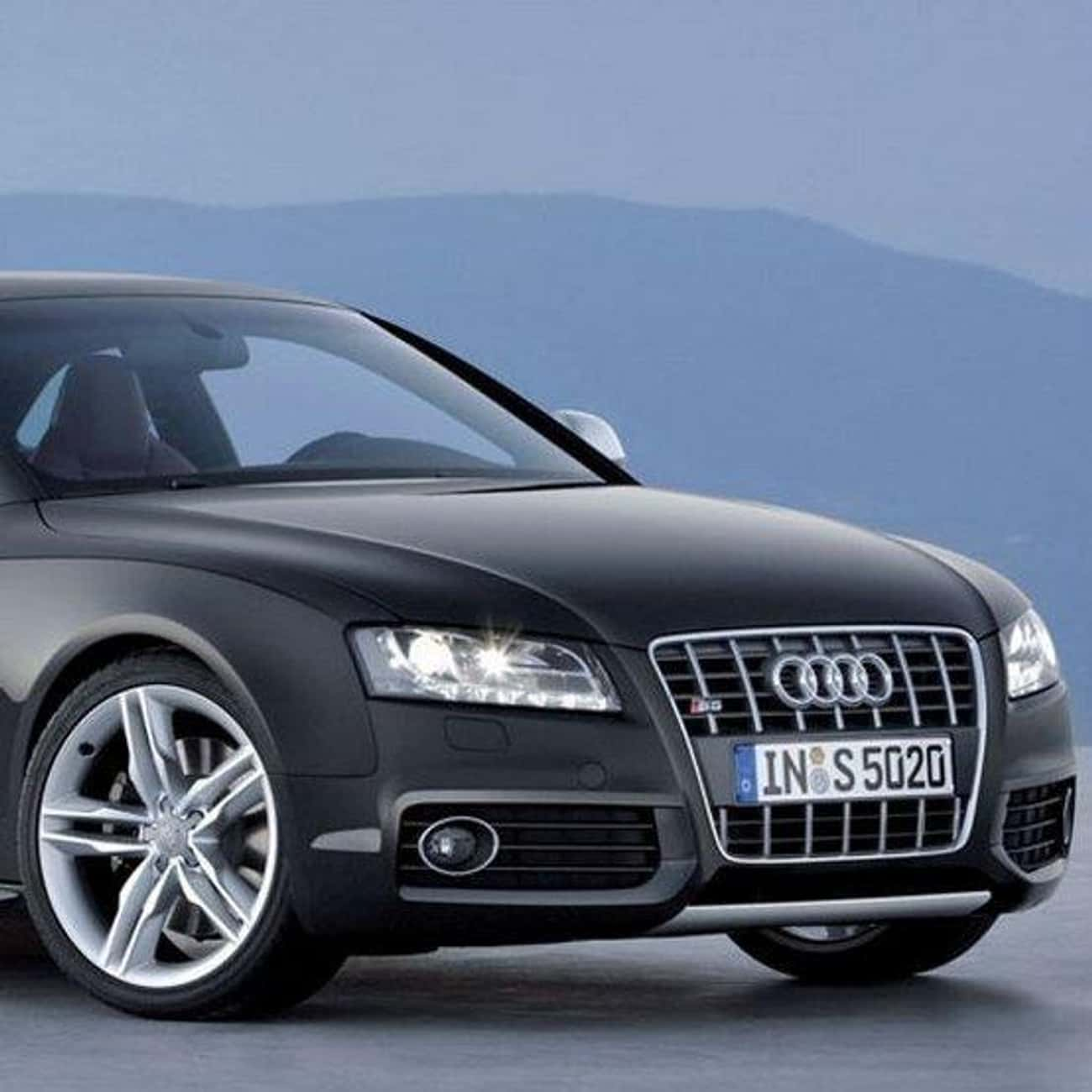 2009 Audi S5 is listed (or ranked) 4 on the list The Best Audi S5s of All Time