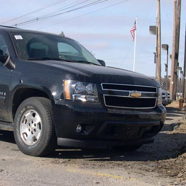 2007 Chevrolet Tahoe is listed (or ranked) 1 on the list The Best Chevrolet Tahoes of All Time