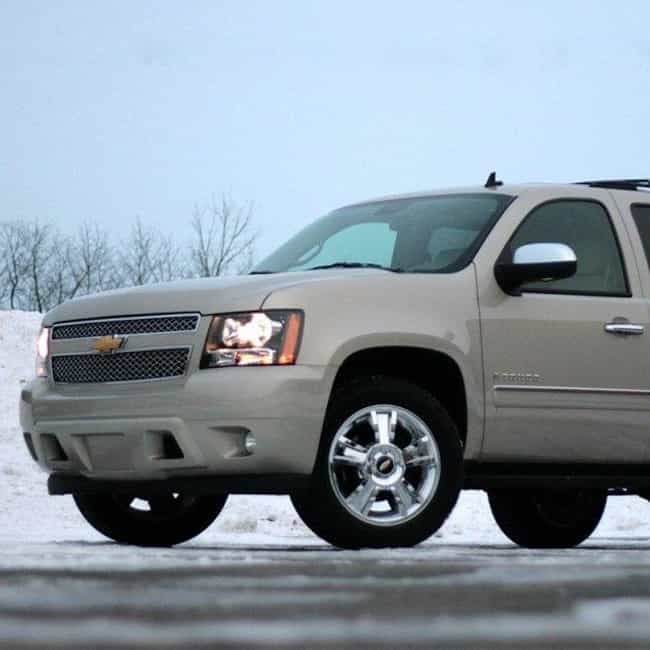 2009 Chevrolet Tahoe is listed (or ranked) 3 on the list The Best Chevrolet Tahoes of All Time