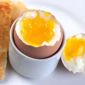 Soft boiled egg is listed (or ranked) 15 on the list 41 Different Ways to Cook an Egg, Ranked by Deliciousness