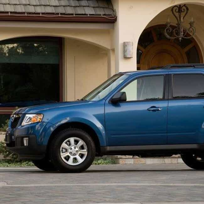 2009 Mazda Tribute is listed (or ranked) 4 on the list The Best Mazda Tributes of All Time