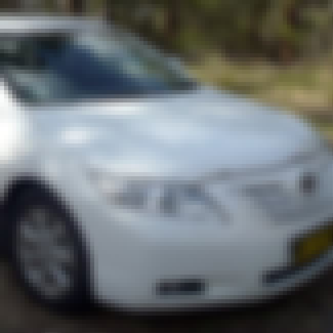2008 Toyota Camry is listed (or ranked) 3 on the list List of 2008 Toyotas