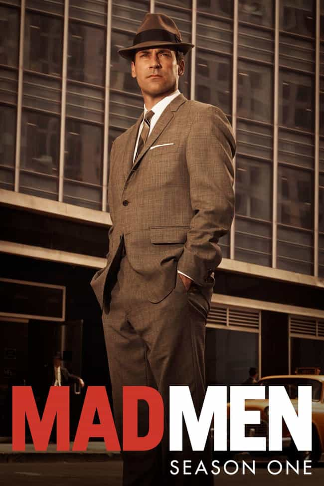 Mad Men - Season 1 is listed (or ranked) 4 on the list The Best Seasons of 'Mad Men'