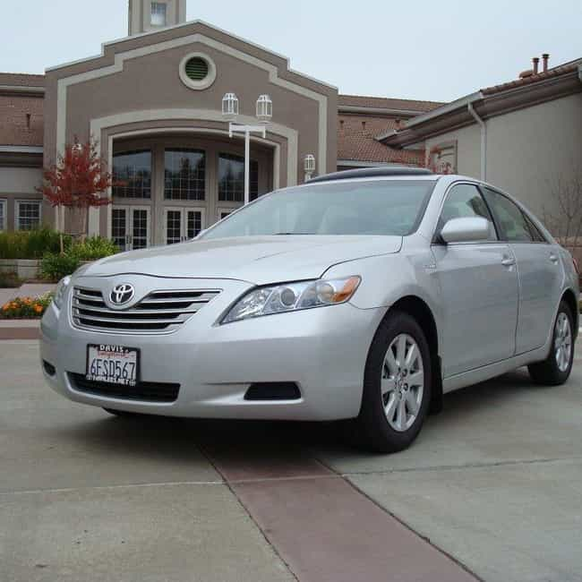 2009 Toyota Camry is listed (or ranked) 4 on the list The Best Toyota Camrys of All Time