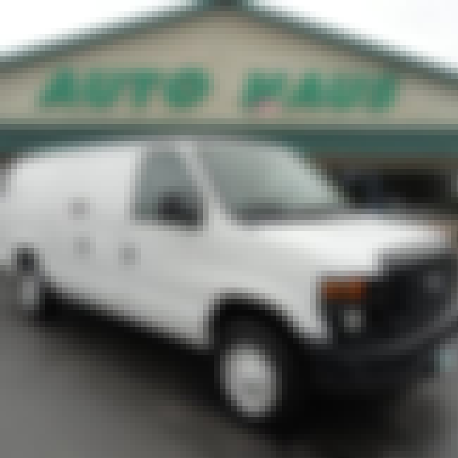 2008 Ford E-150 Wagon is listed (or ranked) 3 on the list List of 2008 Fords