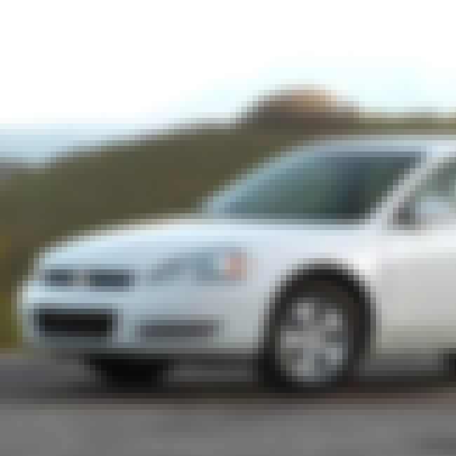 2007 Chevrolet Impala is listed (or ranked) 3 on the list List of Popular Chevrolet Sedans
