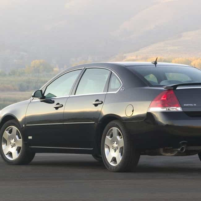 2008 Chevrolet Impala is listed (or ranked) 1 on the list The Best Chevrolet Impalas of All Time