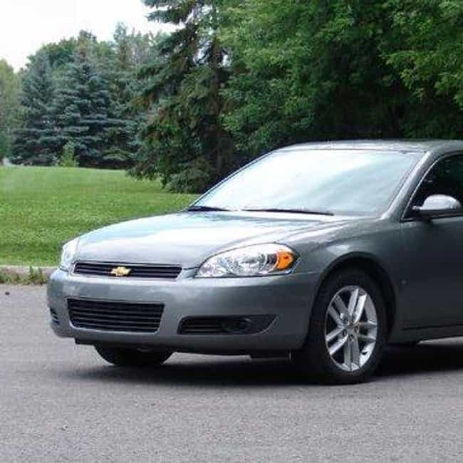 2009 Chevrolet Impala is listed (or ranked) 4 on the list The Best Chevrolet Impalas of All Time