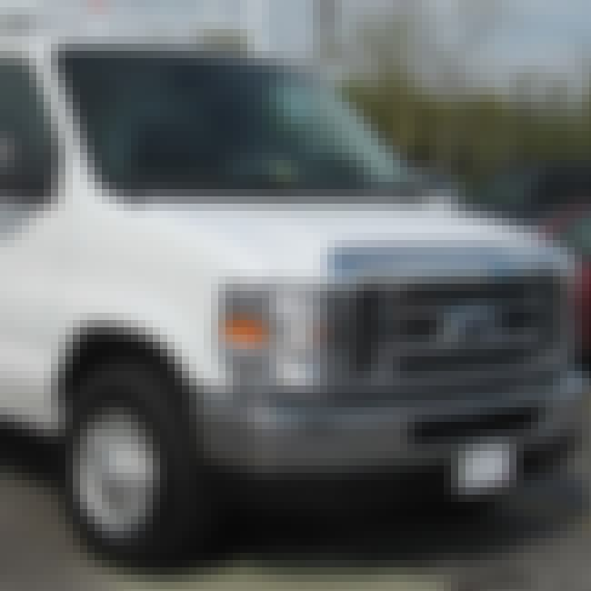 2007 Ford E-250 is listed (or ranked) 4 on the list List of 2007 Fords