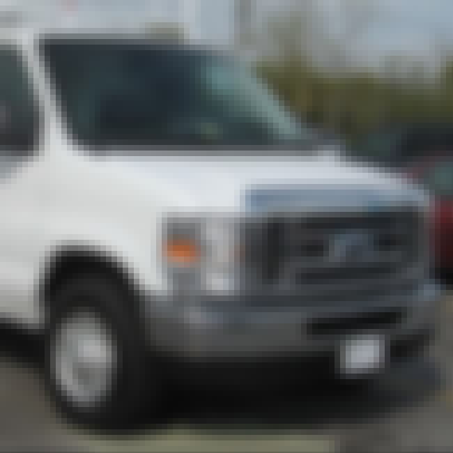 2008 Ford E-250 is listed (or ranked) 4 on the list List of 2008 Fords
