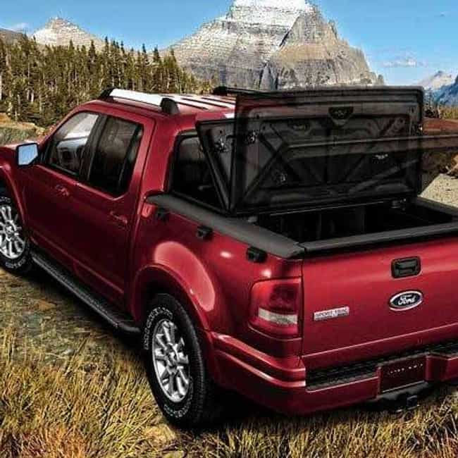 Ford Explorer Pickup >> The Best Ford Explorer Sport Tracs Of All Time