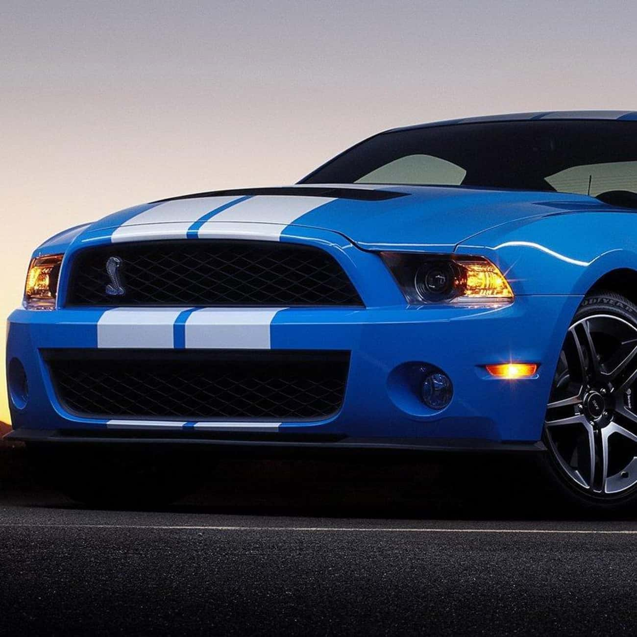 2008 Ford Shelby GT500 Coupé