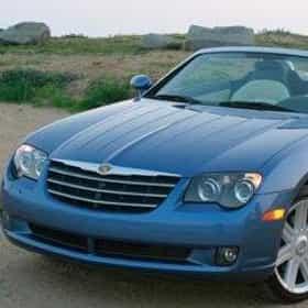 2008 Chrysler Crossfire Roadster