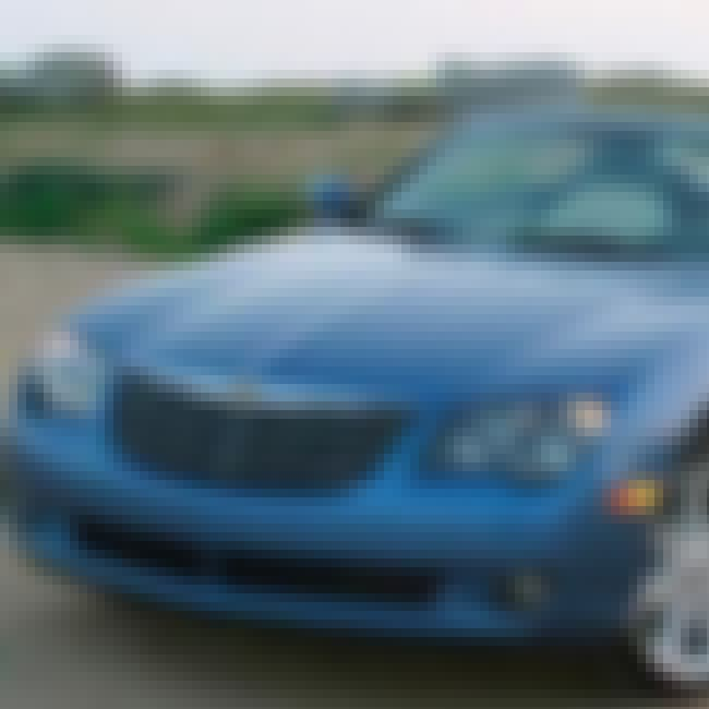 2008 Chrysler Crossfire Roadst... is listed (or ranked) 2 on the list List of 2008 Chryslers