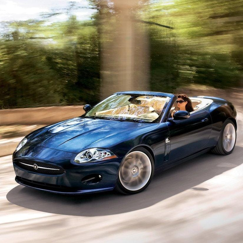 Price Of Jaguar Convertible: 2007 Jaguar XK Convertible Rankings & Opinions
